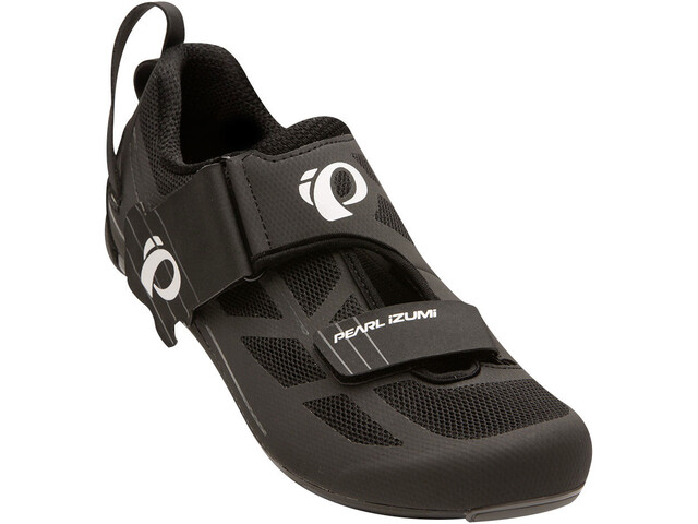 PEARL iZUMi Tri Fly Select v6 Shoes Herre black/shadow grey